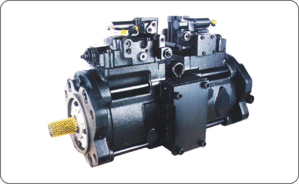 源锋达k3v112(三一215)川崎液压泵图片